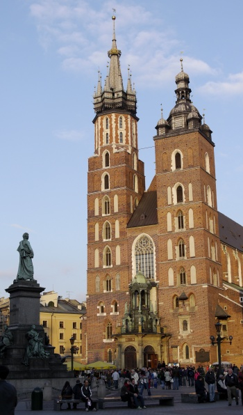 St. Mary's Basilica – Mariacki Church